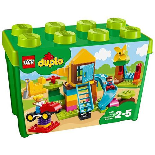 LEGO DUPLO Cutie Mare de Caramizi pentru Terenul de Joaca 10864, LEGO