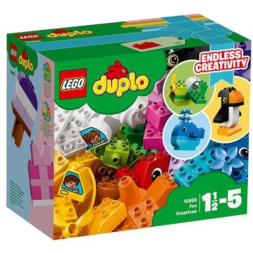 LEGO DUPLO Creatii Distractive 10865, LEGO