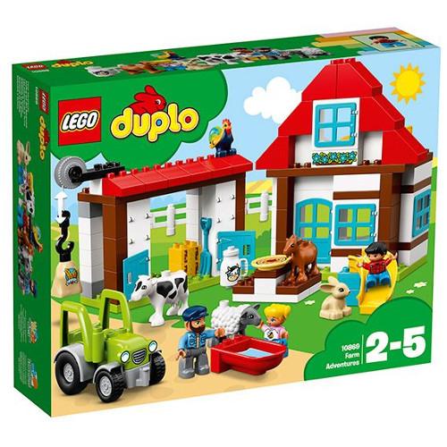 LEGO DUPLO Aventuri la Ferma 10869, LEGO