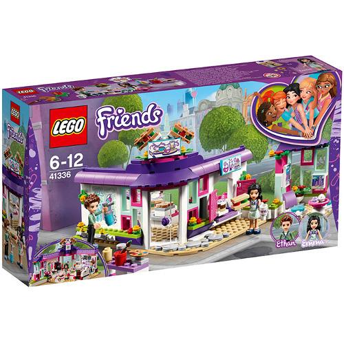 LEGO Friends Cafeneaua de Arta a Emmei 41336, LEGO