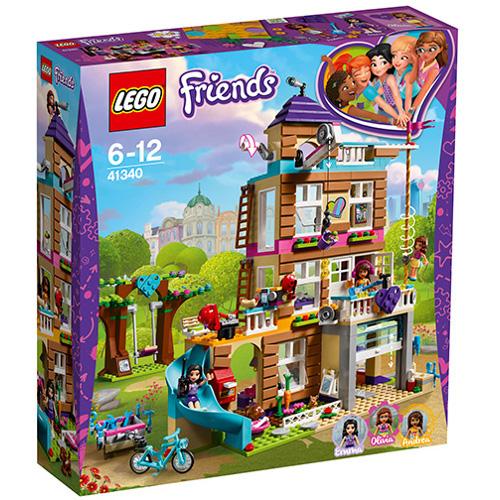 LEGO Friends Casa Prieteniei 41340, LEGO