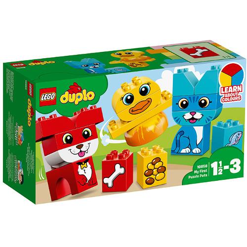 LEGO DUPLO Primele Mele Animalute 10858, LEGO