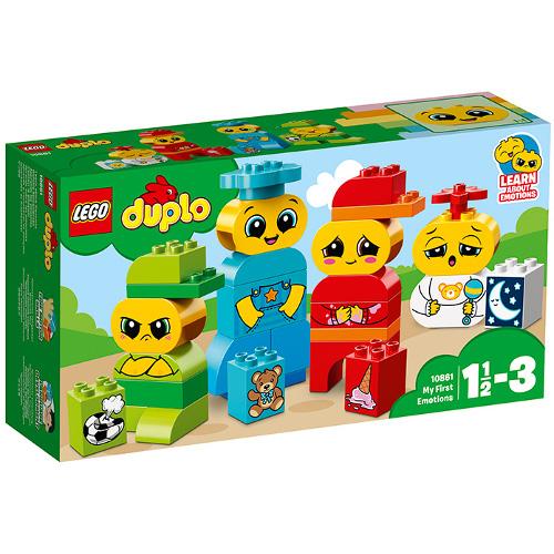 LEGO DUPLO Primele Mele Emotii 10861, LEGO