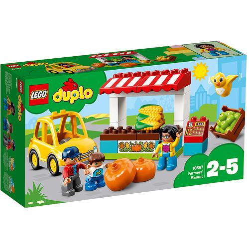 LEGO DUPLO Piata Fermierilor 10867, LEGO