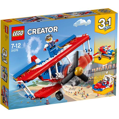 LEGO Creator Avionul de Acrobatii 31076, LEGO