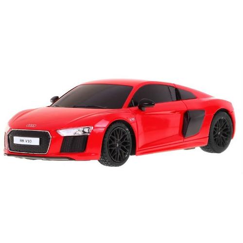 Masinuta Audi R8 Performance, Scara 1:24, Rastar