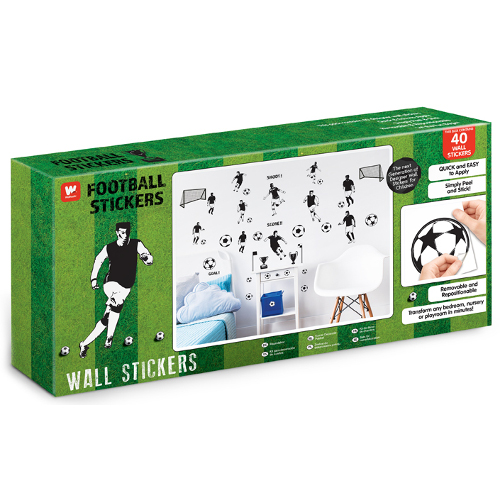 Kit Decor Fotbal, Walltastic