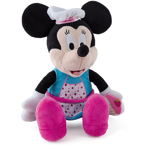 Plus Interactiv Bucatareasa Minnie Mouse, IMC