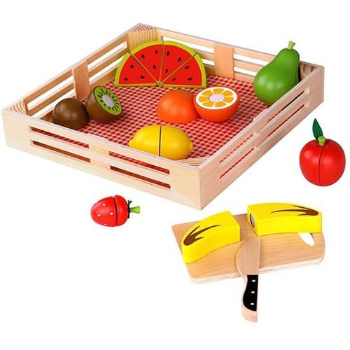 Fructe de Taiat, Tooky Toy