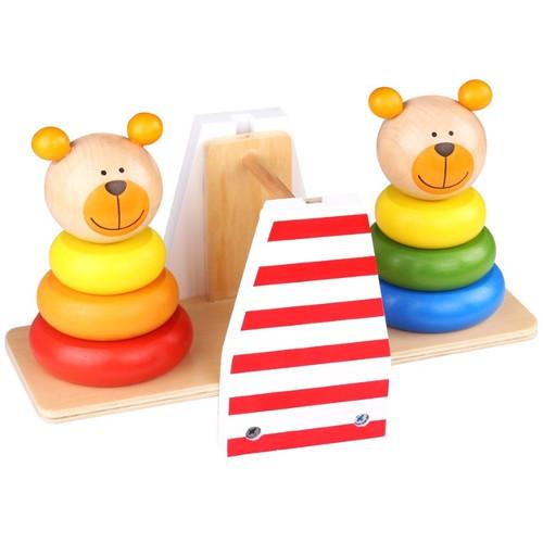 Jucarie Ursuleti de Stivuit Balanta, Tooky Toy