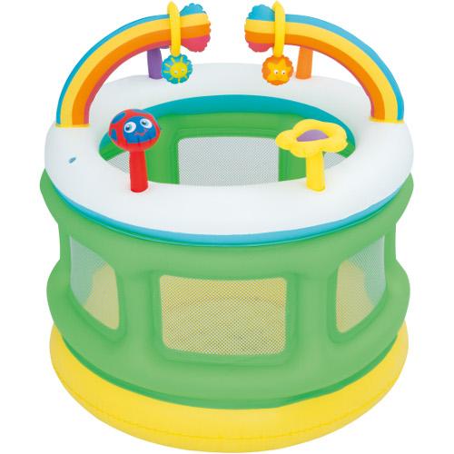 Centru de Joaca Gonflabil Tip Tarc pentru Copii, 109 x 104 cm, BestWay