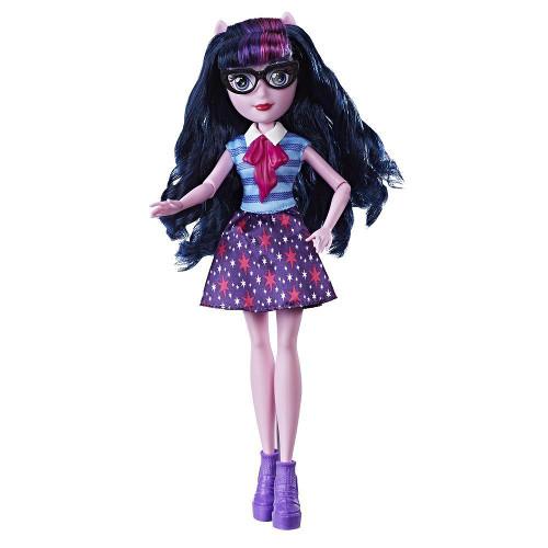 Papusa My Little Pony Equestria Girls Twilight Sparkle Classic Style Doll, Hasbro