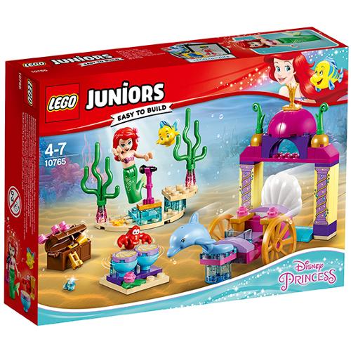 LEGO Juniors Concertul Subacvatic al lui Ariel 10765, LEGO