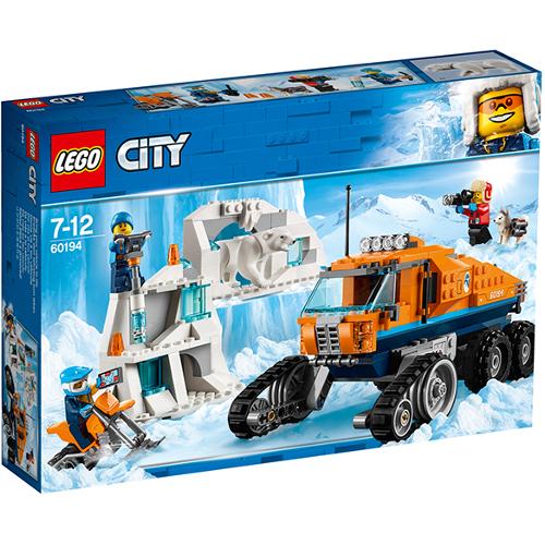 LEGO City Camion Arctic de Cercetare 60194, LEGO