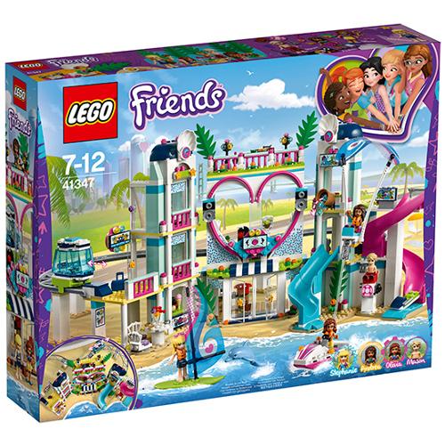 LEGO Friends Statiunea din Heartlake 41347, LEGO
