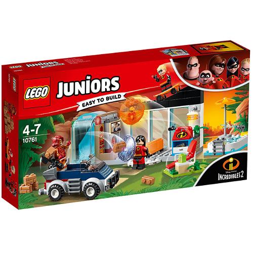 LEGO Juniors Marea Evadare de Acasa 10761, LEGO