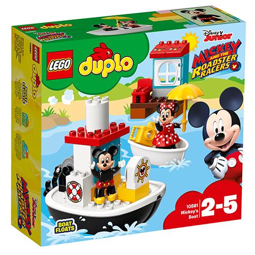 LEGO DUPLO Barca lui Mickey 10881, LEGO