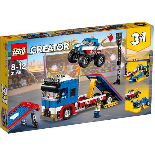 LEGO Creator Showmobil de Cascadorii 31085, LEGO