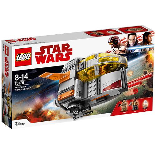 LEGO Star Wars Transport Pod al Rezistentei 75176, LEGO