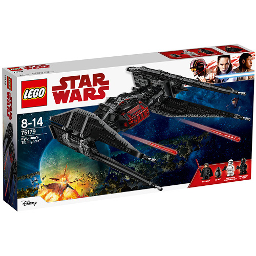 LEGO Star Wars TIE Fighter-ul lui Kylo Ren 75179, LEGO