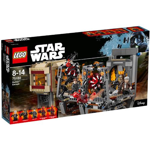 LEGO Star Wars Evadarea Rathtar 75180, LEGO