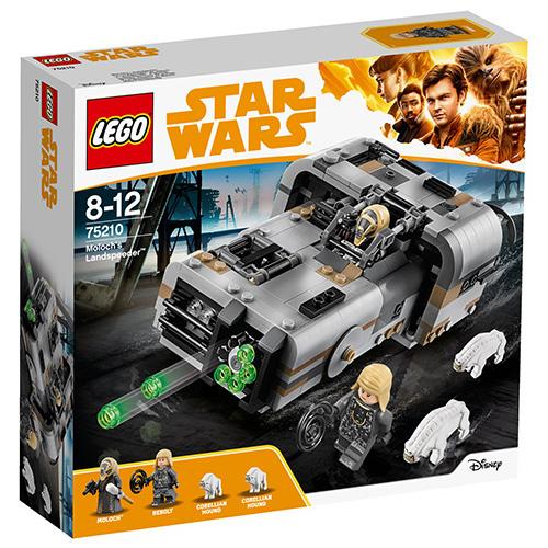 LEGO Star Wars Landspeeder-ul lui Moloch 75210, LEGO