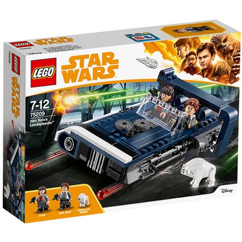 LEGO Star Wars Landspeederul lui Han Solo 75209, LEGO