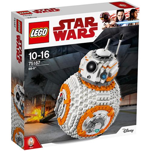 LEGO Star Wars BB-8 75187, LEGO