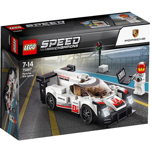 LEGO Speed Champions Porsche 919 Hybrid 75887, LEGO