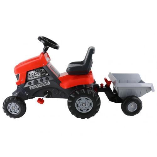 Tractor cu Pedale si Remorca, Coloma