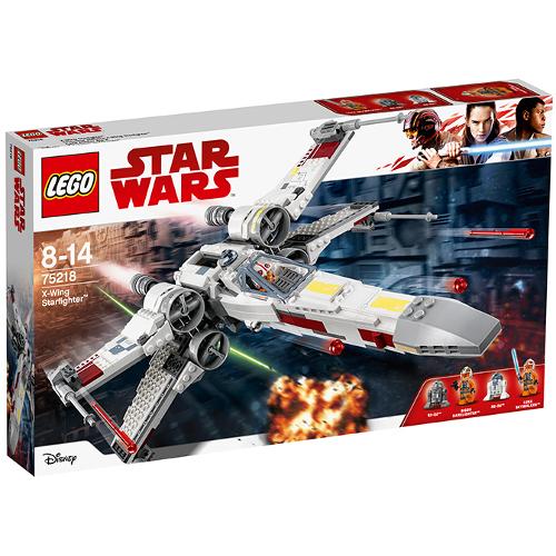 LEGO Star Wars X-Wing Starfighter 75218, 2018, LEGO