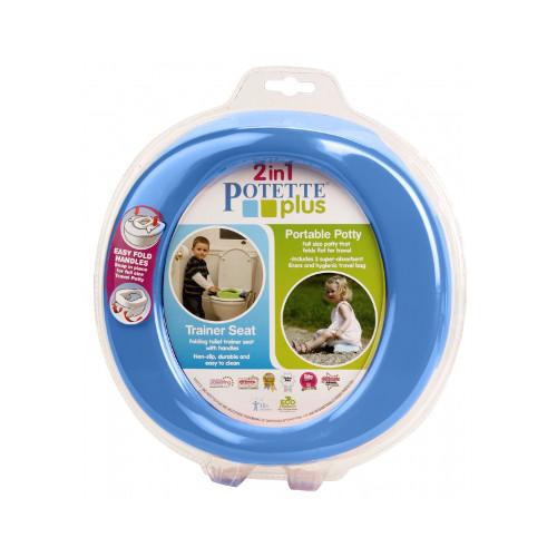 Olita Portabila Potette Plus Albastra Resigilata, Potette Plus