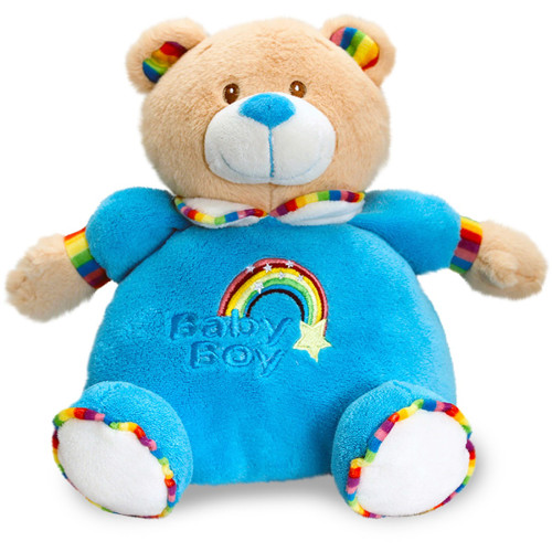 Ursulet de Plus Bleu 26 cm, Keel Toys