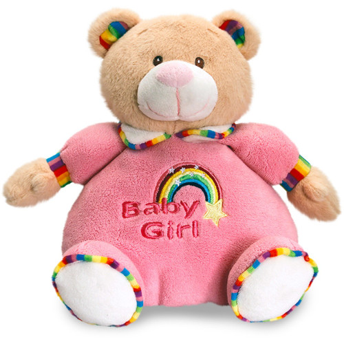 Ursulet de Plus Roz 26 cm, Keel Toys