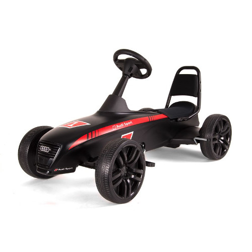Masina Audi Motorsport cu Pedale, Ferbedo