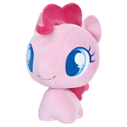 Jucarie de Plus Pinkie Pie cu Cap Mobil My Little Pony, Hasbro