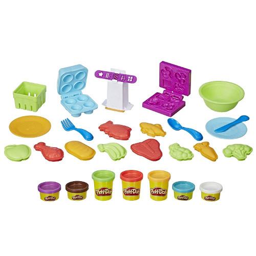 Set Plastilina Play-Doh Bunatati de la Supermarket, Hasbro