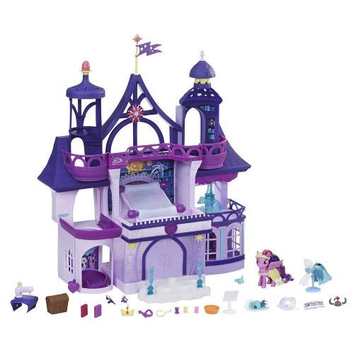 Set de Joaca Scoala Prieteniei a Poneiului Twilight Sparkle, Hasbro