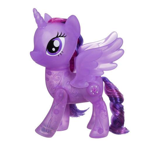 Figurina cu Lumini My Little Pony Twilight Sparkle, Hasbro