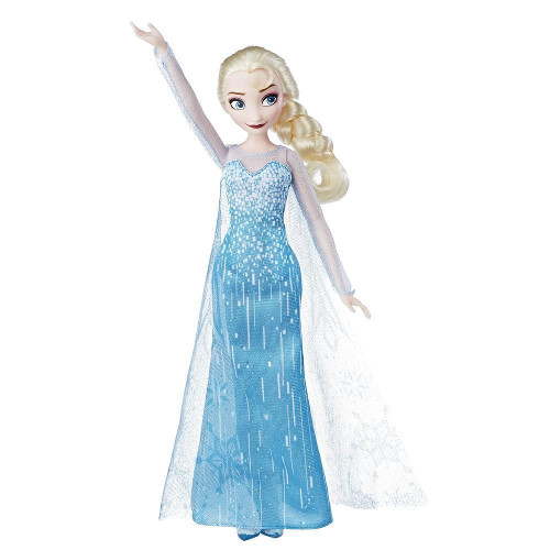 Papusa Disney Frozen Elsa, Colectia Classic Fashion, Hasbro