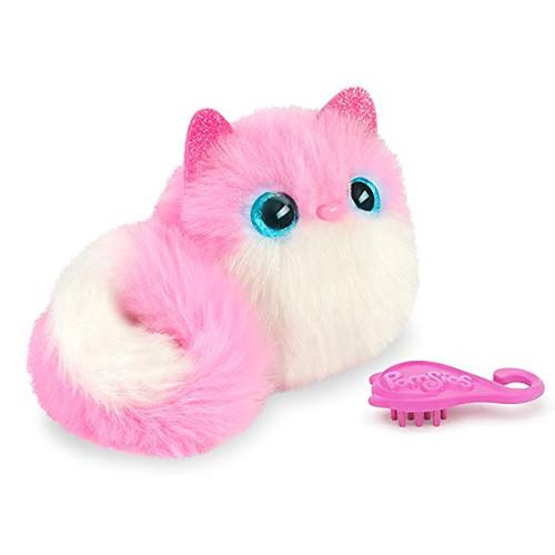 Jucarie Interactiva Pomsies Pisicuta Pinkie, Skyrocket Toys