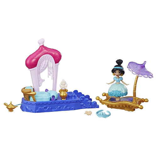 Set Disney Princess - Jasmin si Calatoria pe Covorul Magic, Hasbro