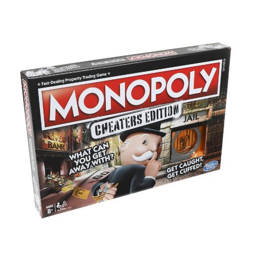 Joc Monopoly Cheaters Edition, Hasbro