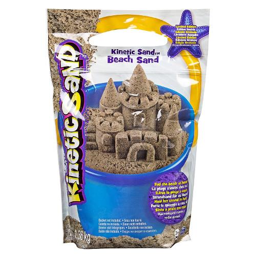 Set Nisip Kinetic Beach Sand Editie Limitata, Spin Master