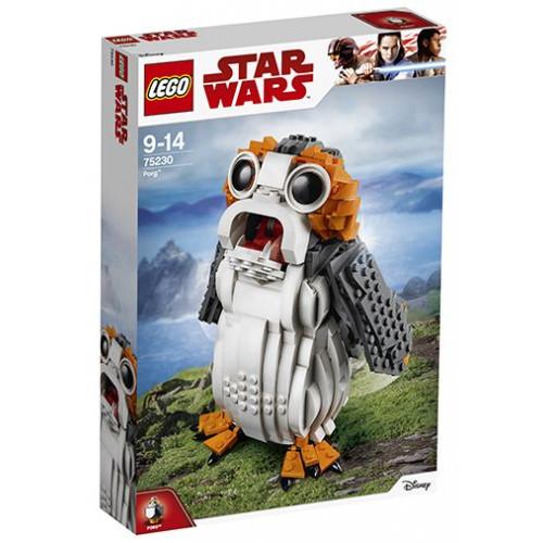 LEGO Star Wars Porg 75230, LEGO