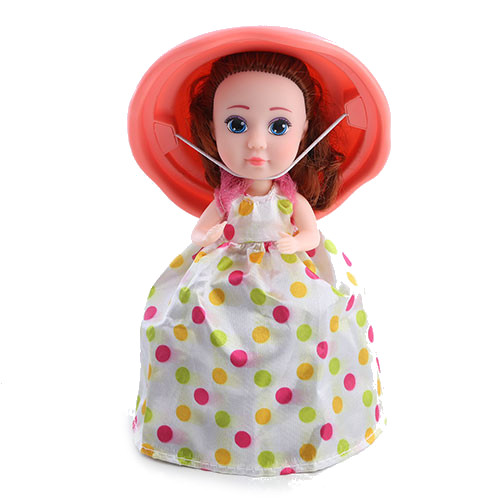 Papusa Briosa Cupcake Surprise Sophia, Haschel Holdings