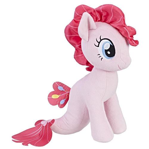 Jucarie din Plus My Little Pony Ponei de Mare Pinkie Pie, 30 cm, Hasbro