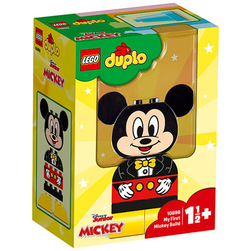 LEGO DUPLO Prima mea constructie Mickey 10898, LEGO