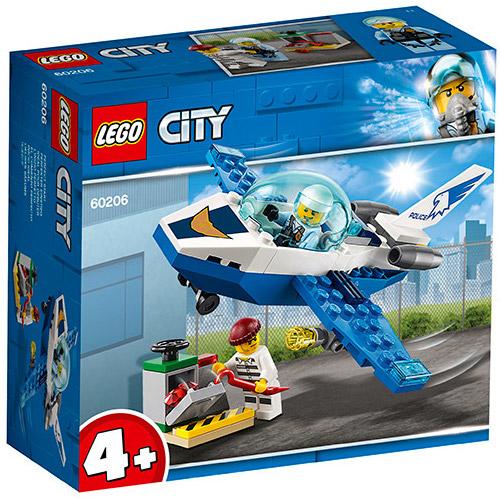 LEGO City Avionul Politiei Aeriene 60206, LEGO