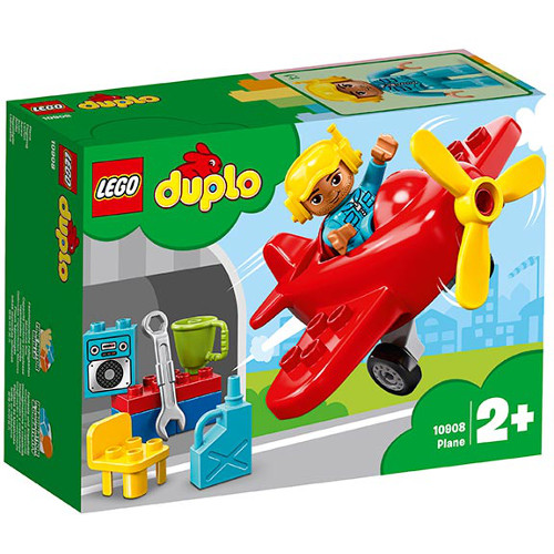 LEGO DUPLO Avion 10908, LEGO